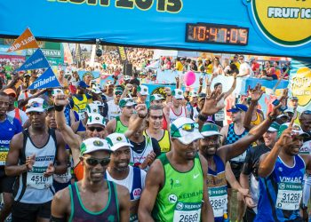 comrades marathon in south africa