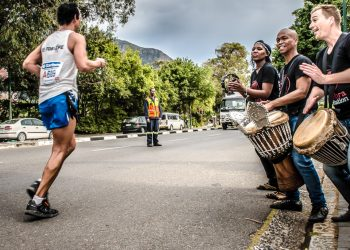 cape town marathon support