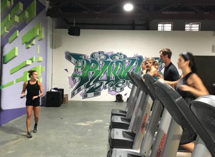 Runn-Chicago-Treadmill Running Studio
