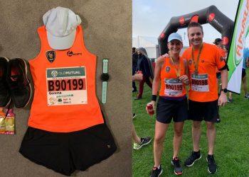Gemma & Ben Two Oceans Marathon 2019