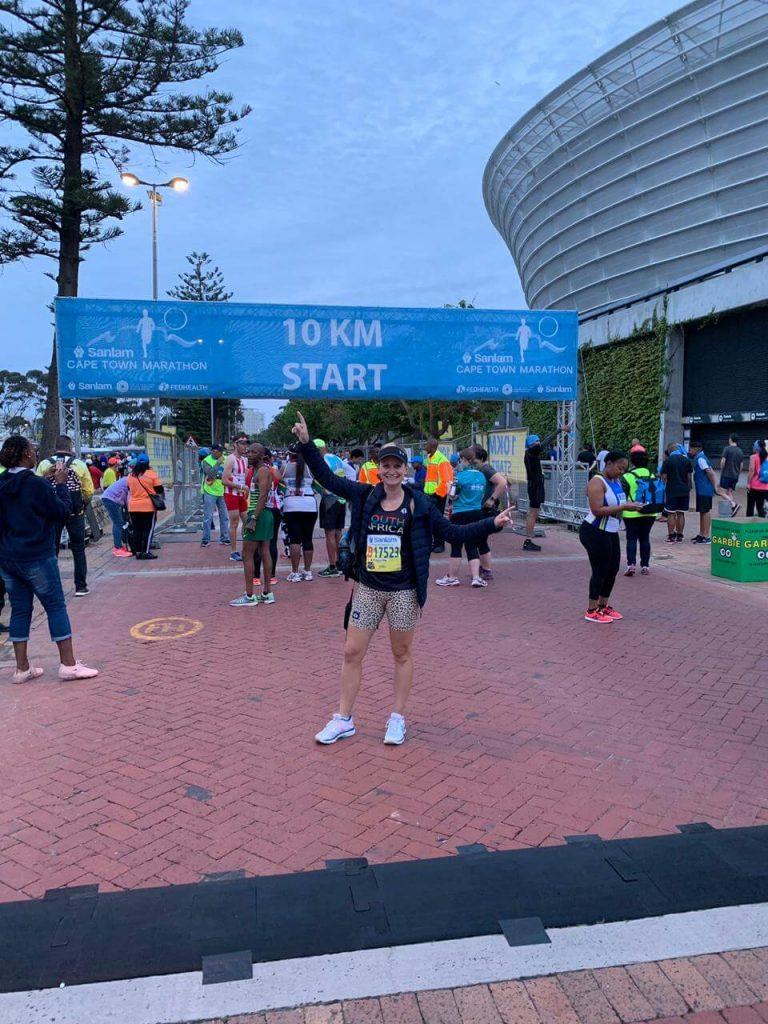 Cape Town Marathon 10km Race