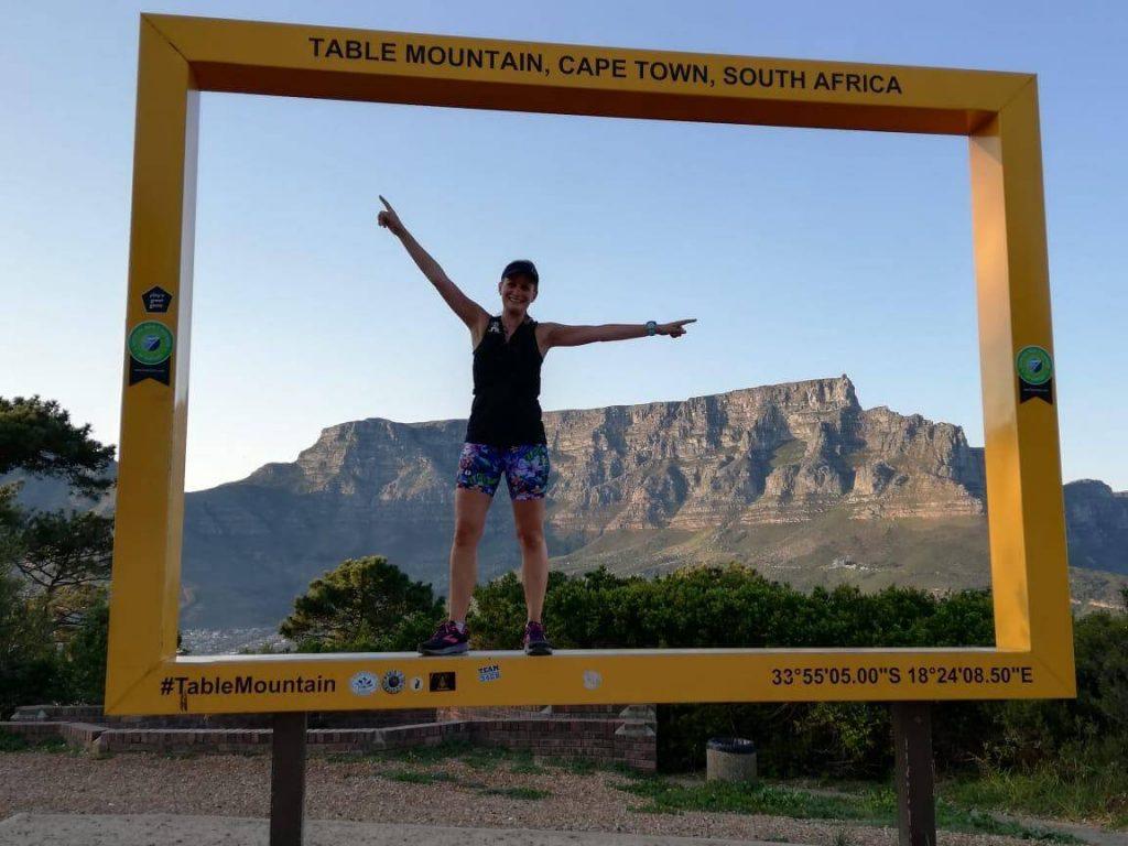 Run Cape Town Lions Head and Signal Hill Trail Run