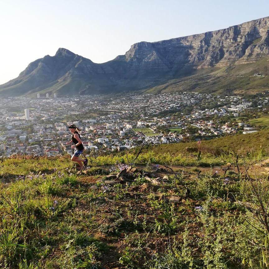 Run Cape Town Lions Head and Signal Hill Trail Run