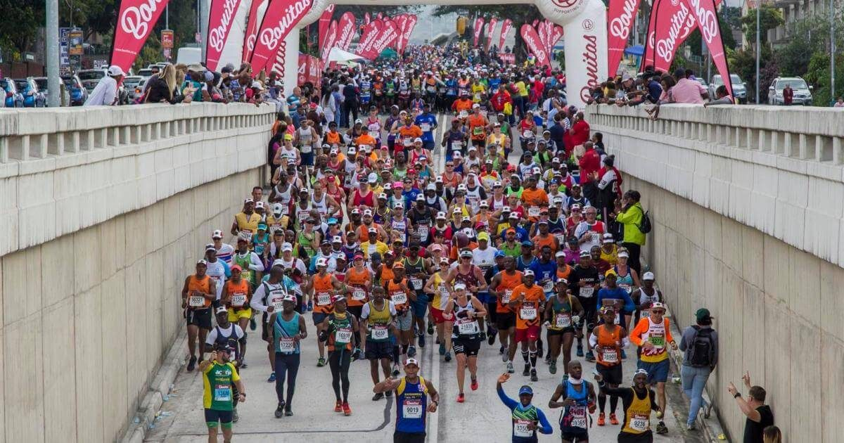 Top 5 Tips for Taking on the Comrades Marathon