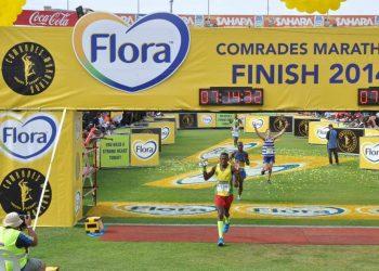 Nick Bester Africa Marathons Coach