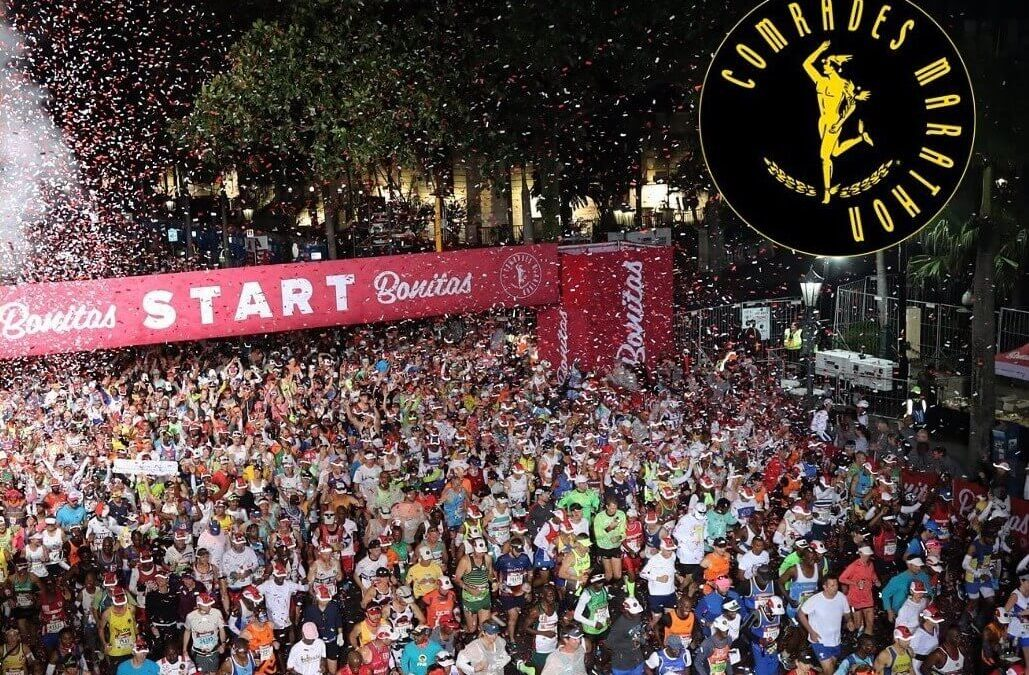Comrades Marathon is Camaraderie like no other