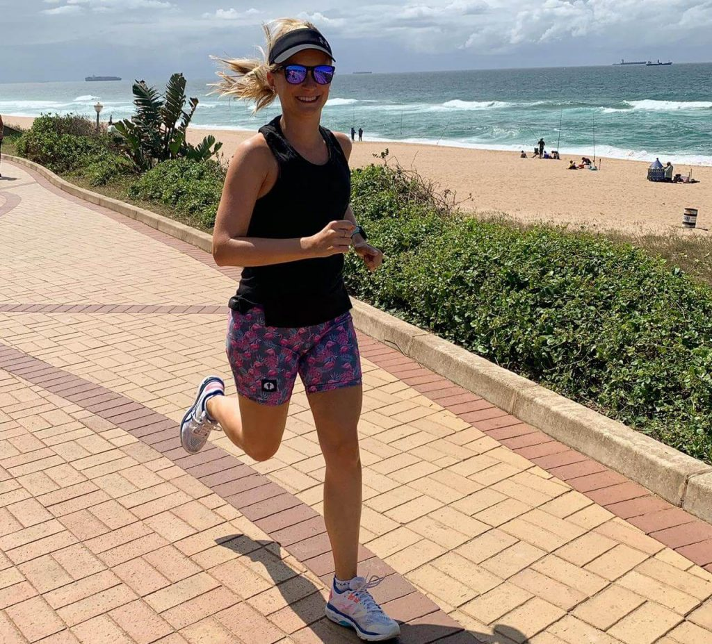 Gemma Oates Africa Marathons Physio and Team Member