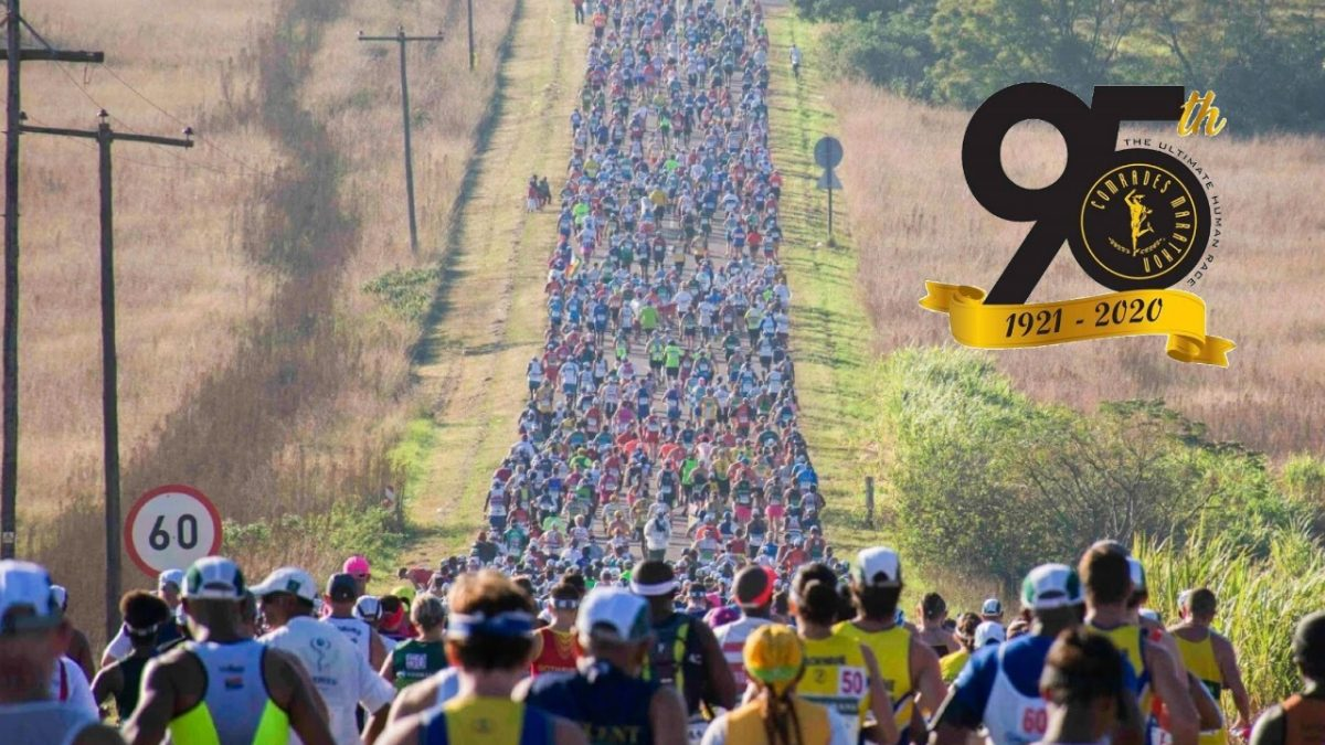 Comrades Marathon 2020 CMA Chairperson Cheryl Winn Message