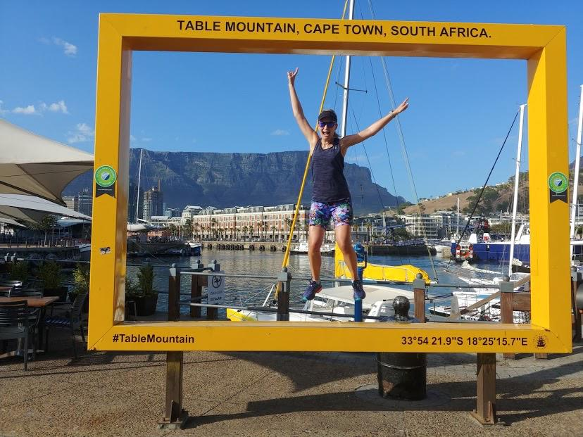 Iconic Views and tons of fun with Run Cape Town