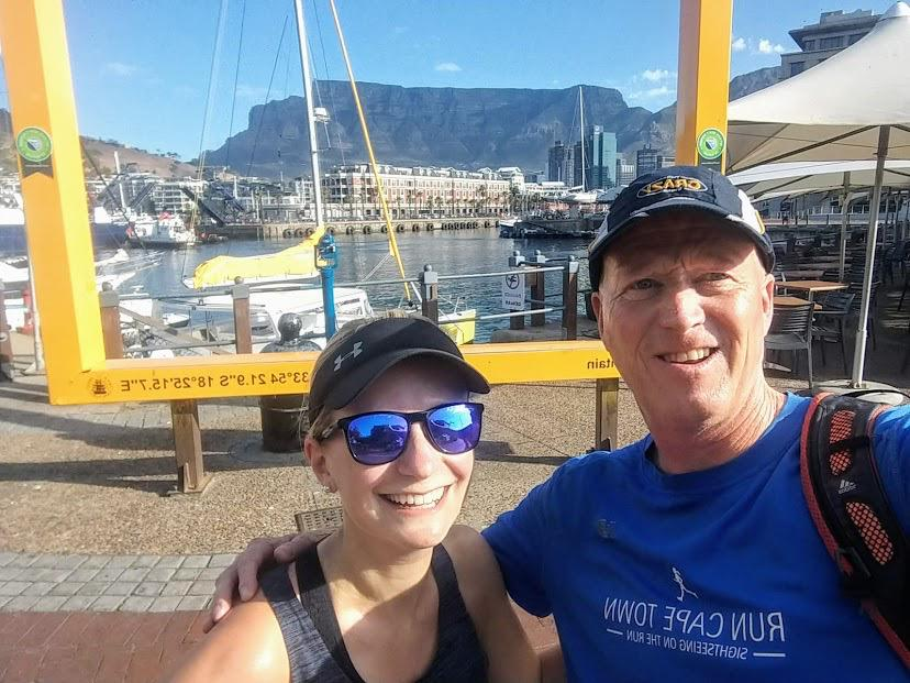 Cape Town City Tour with Run Cape Town