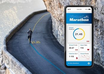 Cape Town Marathon Virtual Race App