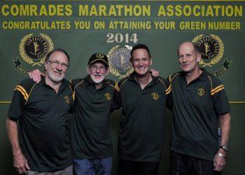 In memory of Clive Crawley Comrades Marathon Legend