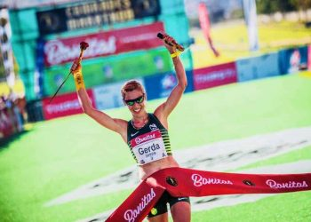 The Great Gerda Steyn Breaking the Comrades Marathon Record
