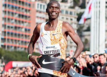 Joshua Cheptegei World Record Holder