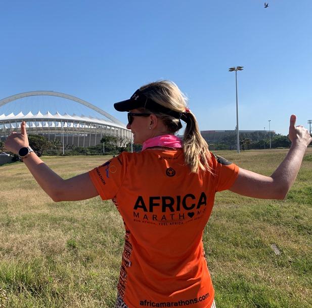 Gemma Bio Africa Marathons