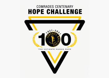 Comrades Centenary Hope Challenge Logo