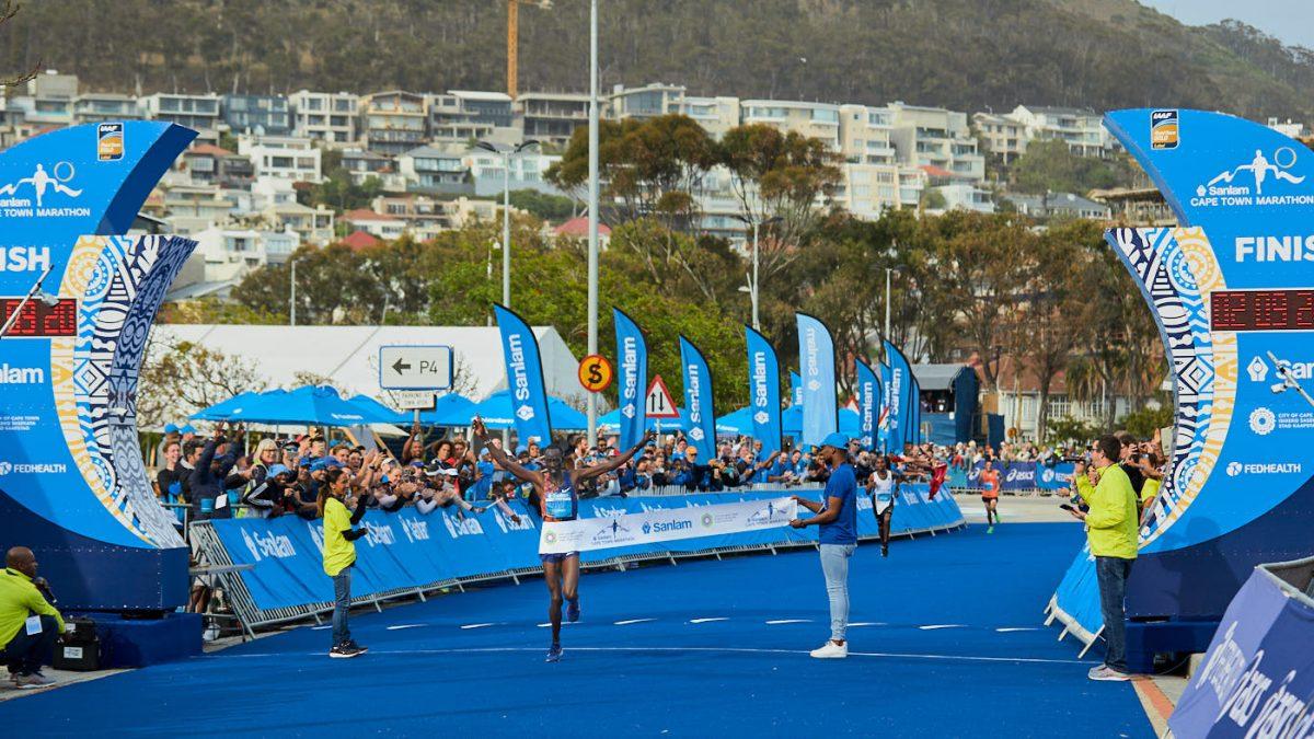 Cape Town Marathon 2022
